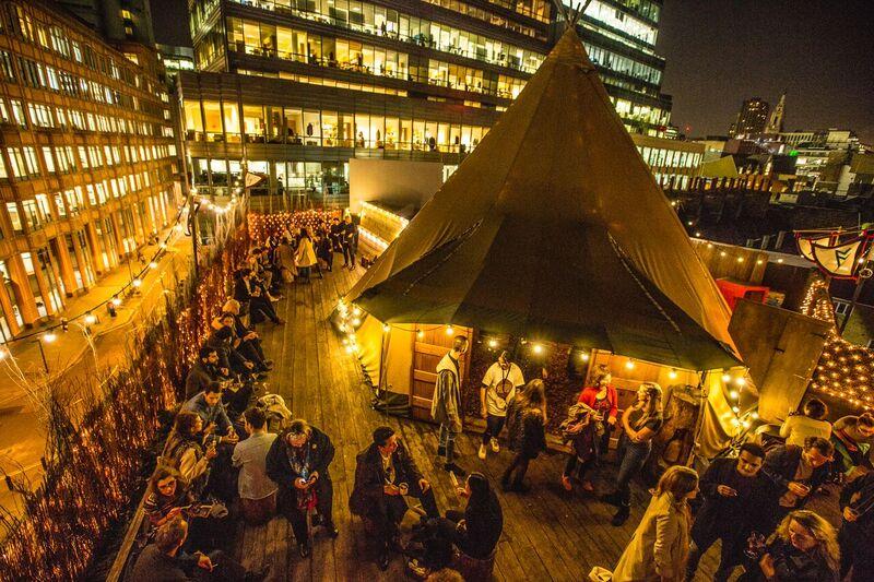Five of the best winter pop ups in London 2016