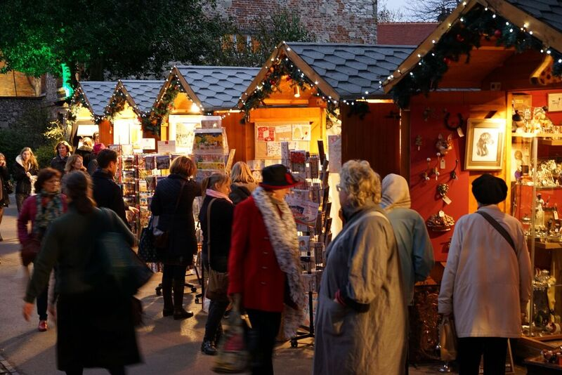 The best food festivals and Christmas markets in December