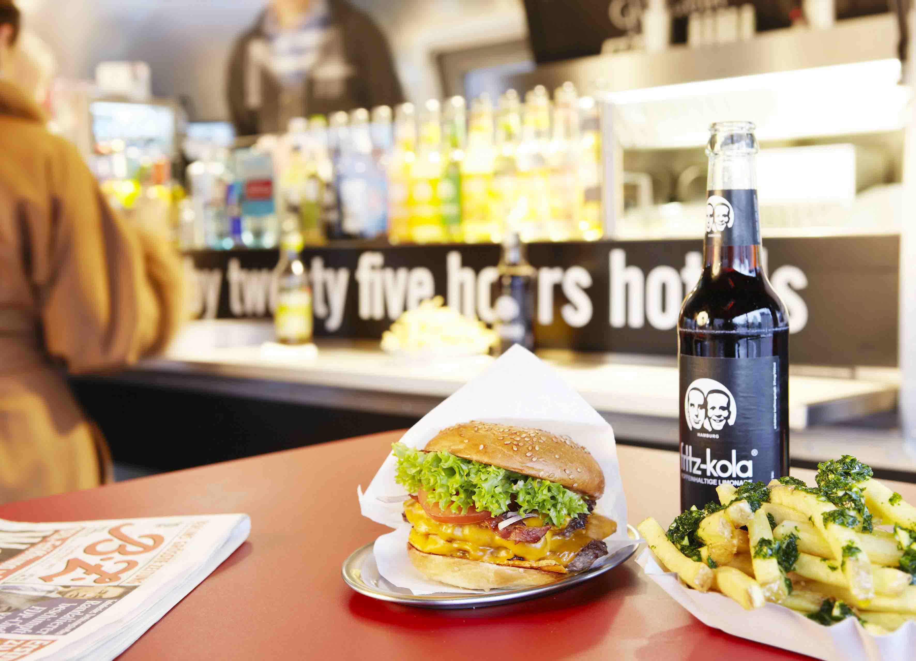 Burgers in Berlin