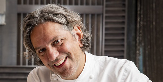 Portrait of Giorgio Locatelli