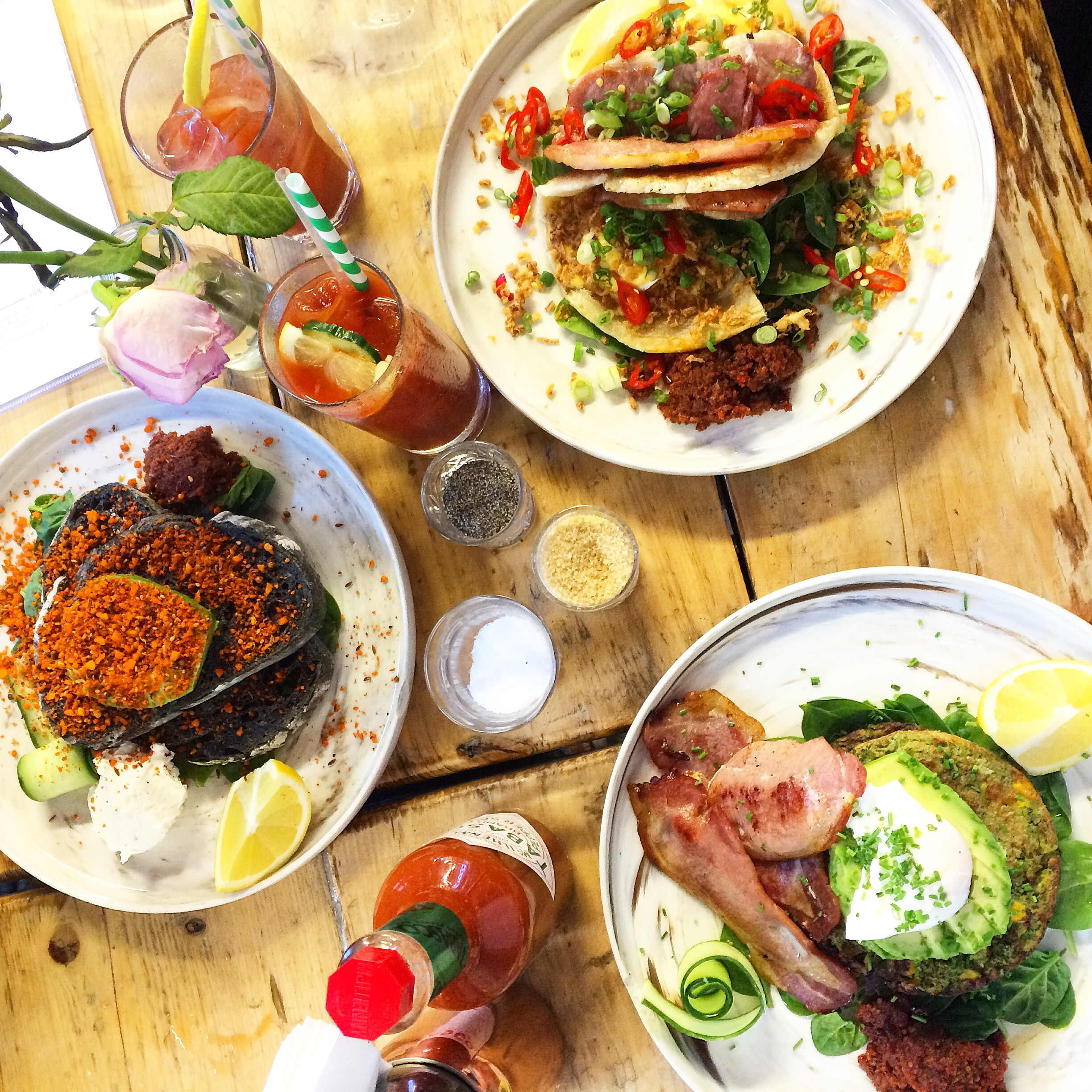 Beany Greens, Little Venice: brunch review