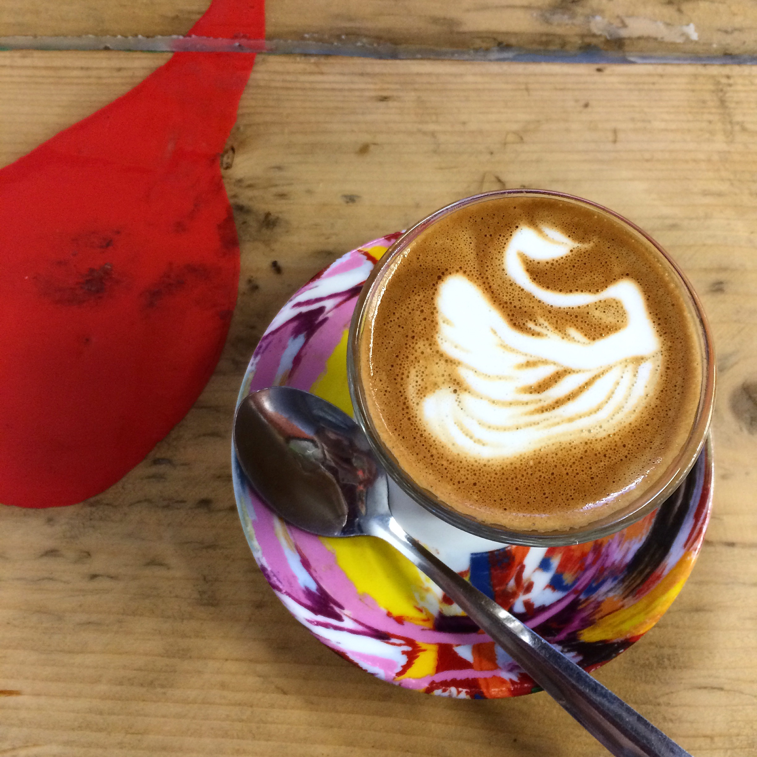 Coffee at Beany Greens, Little Venice