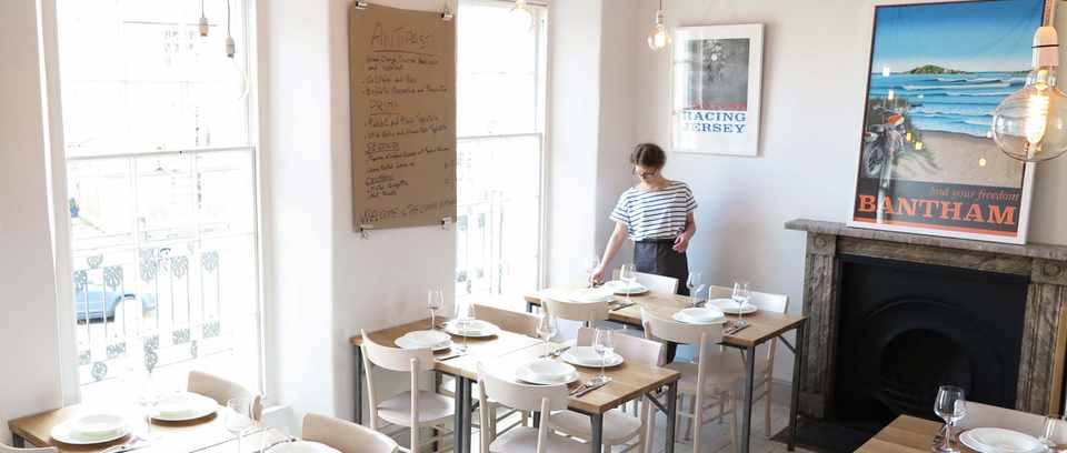 Curator Kitchen Totnes