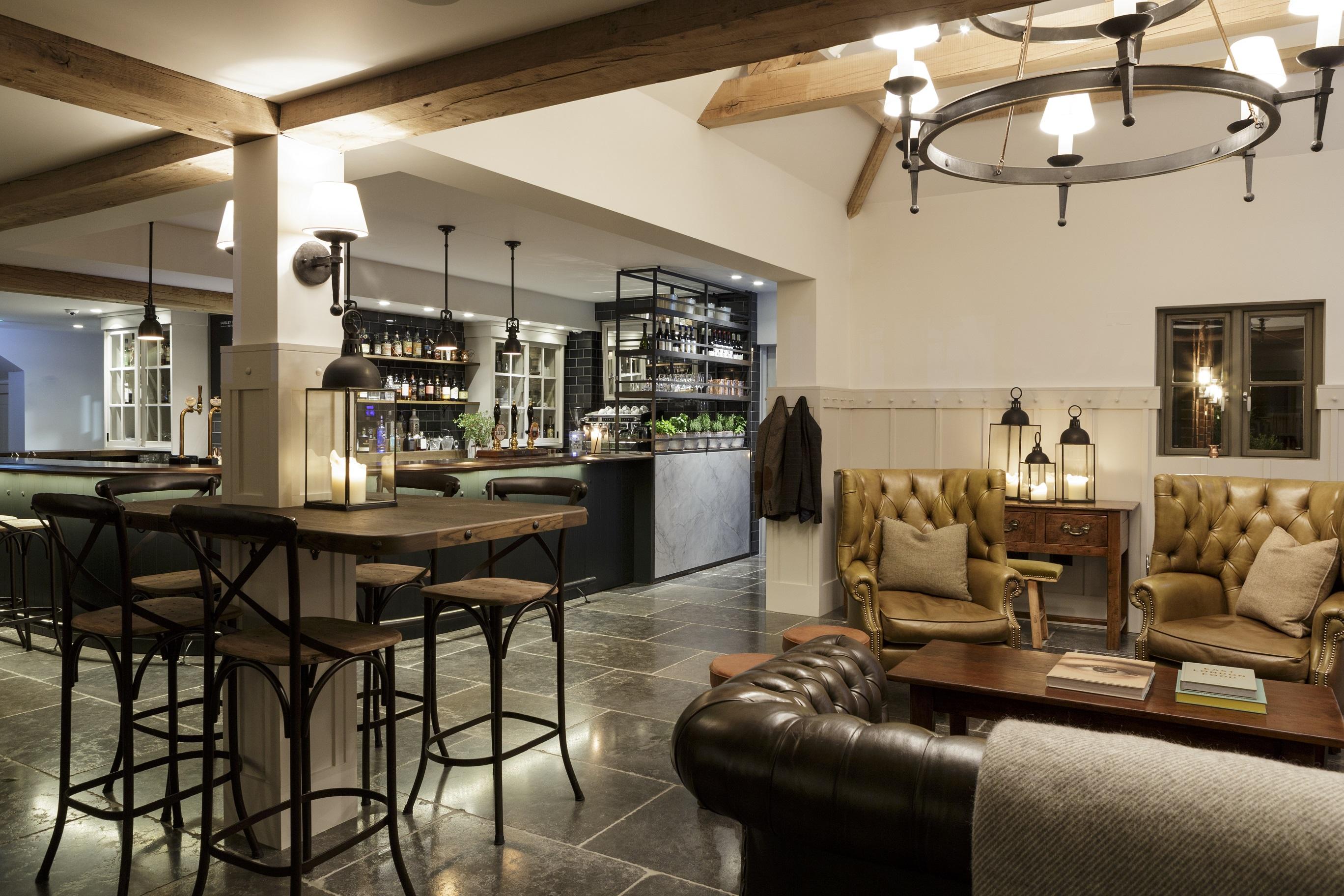 Hurley House bar
