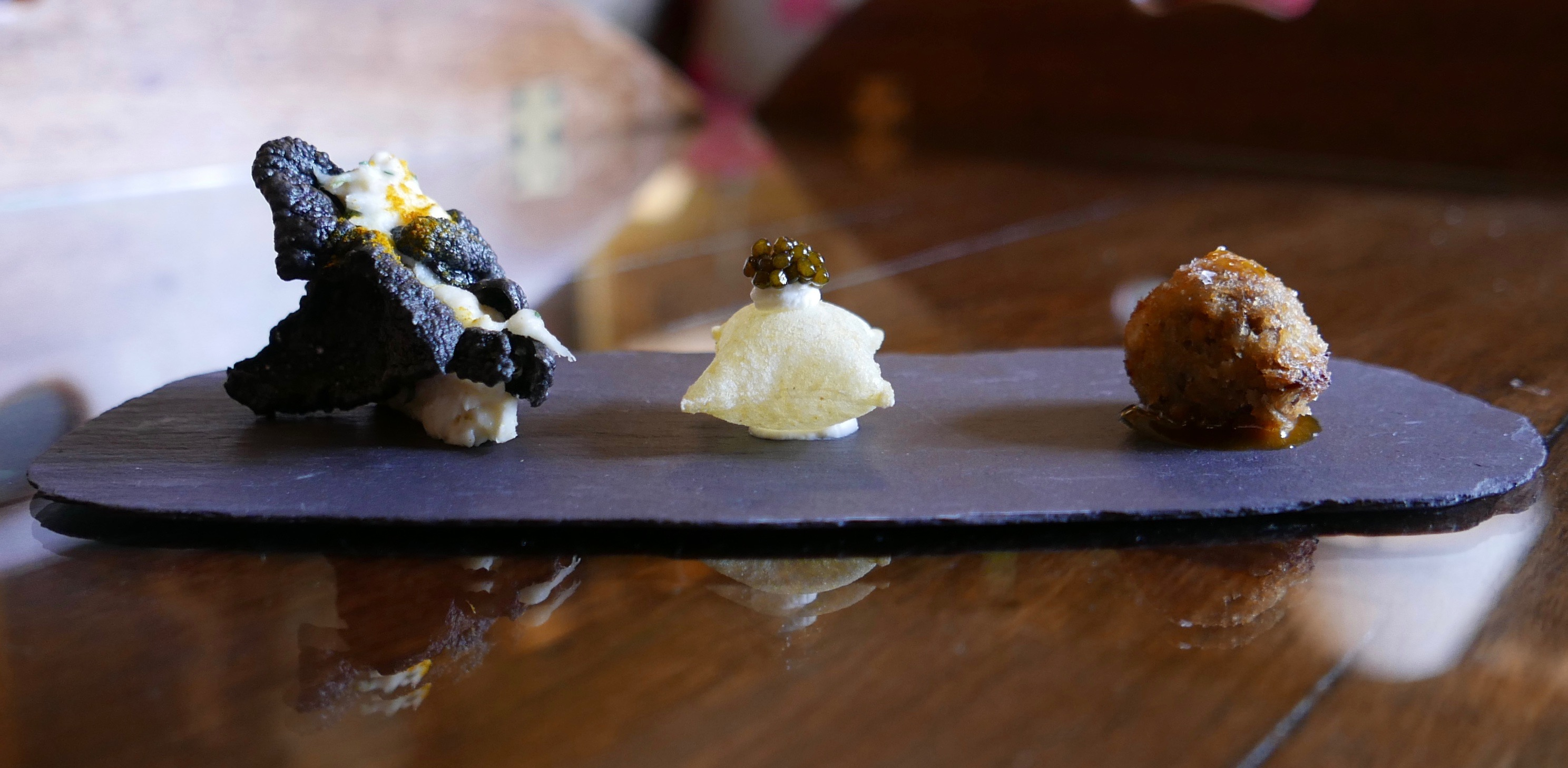 canapes by Clare Hargreaves