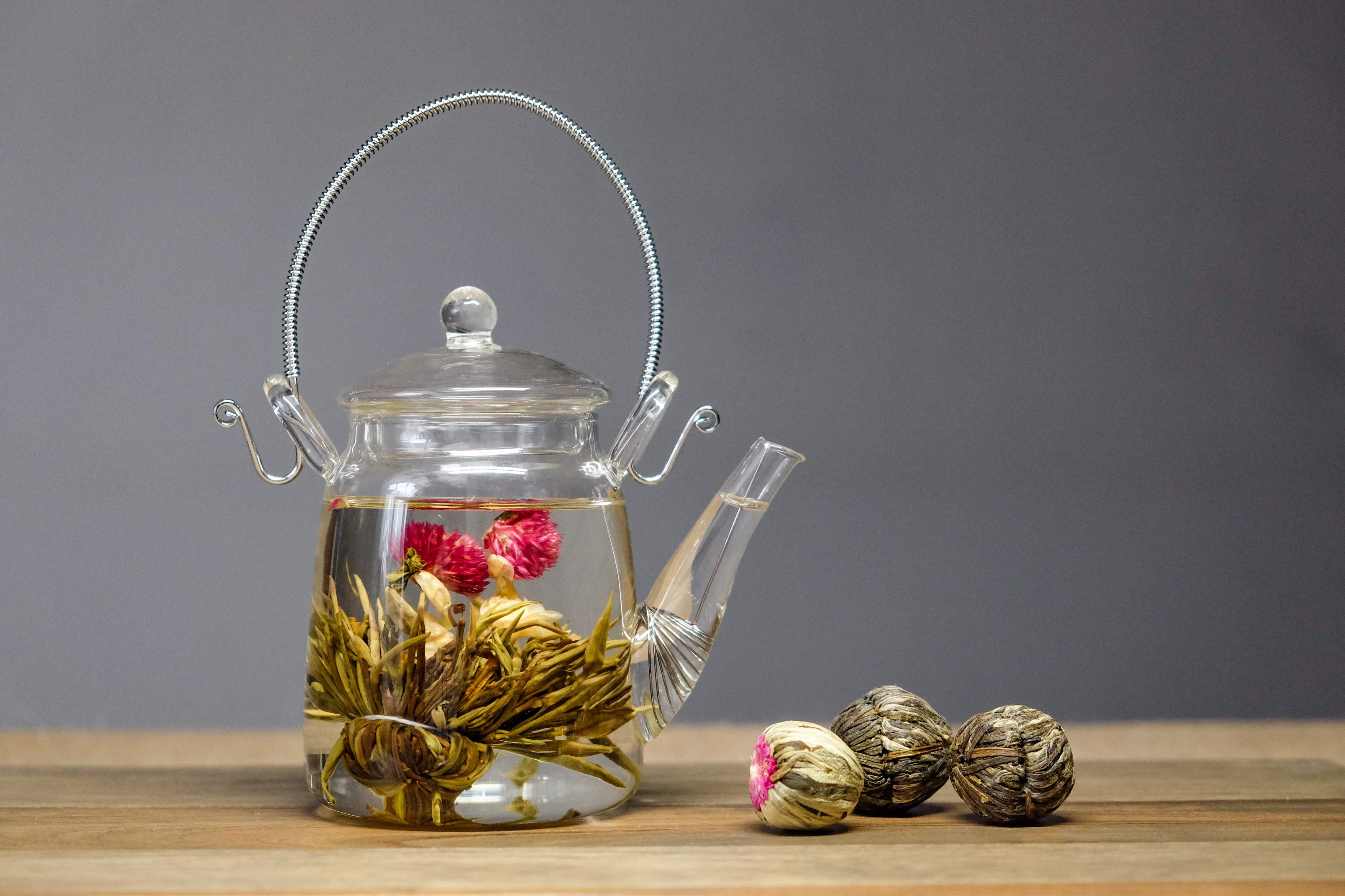 'Flowering Tea'