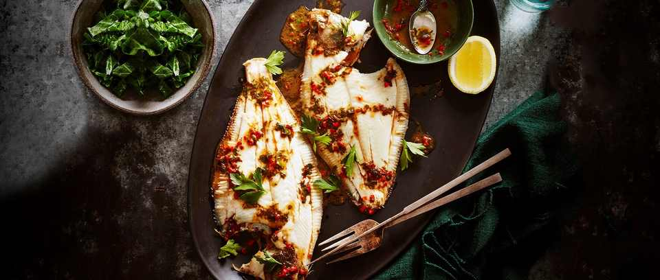 Easy fish recipes