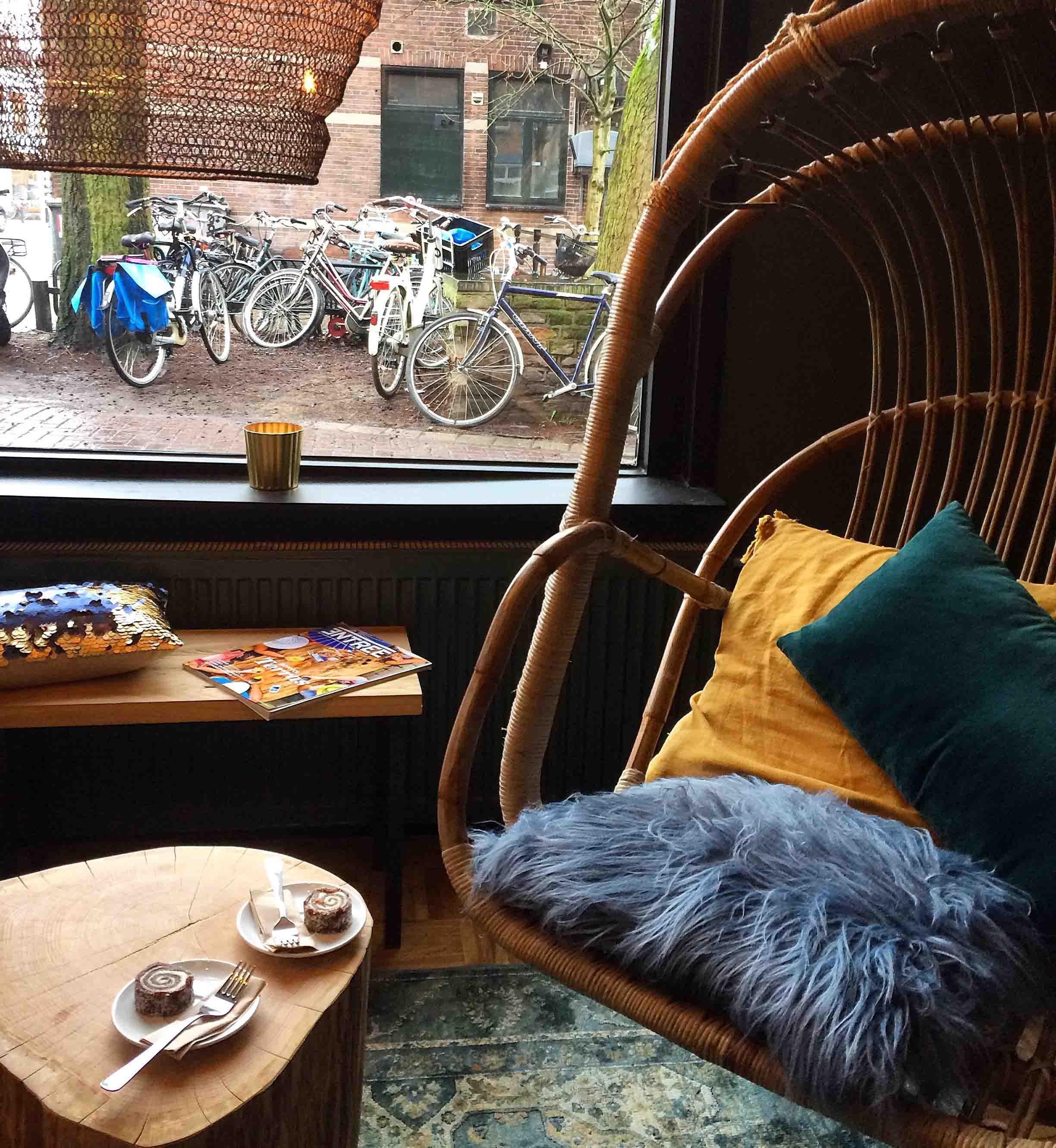 TKoffieboontje Utrecht Coffee Shop