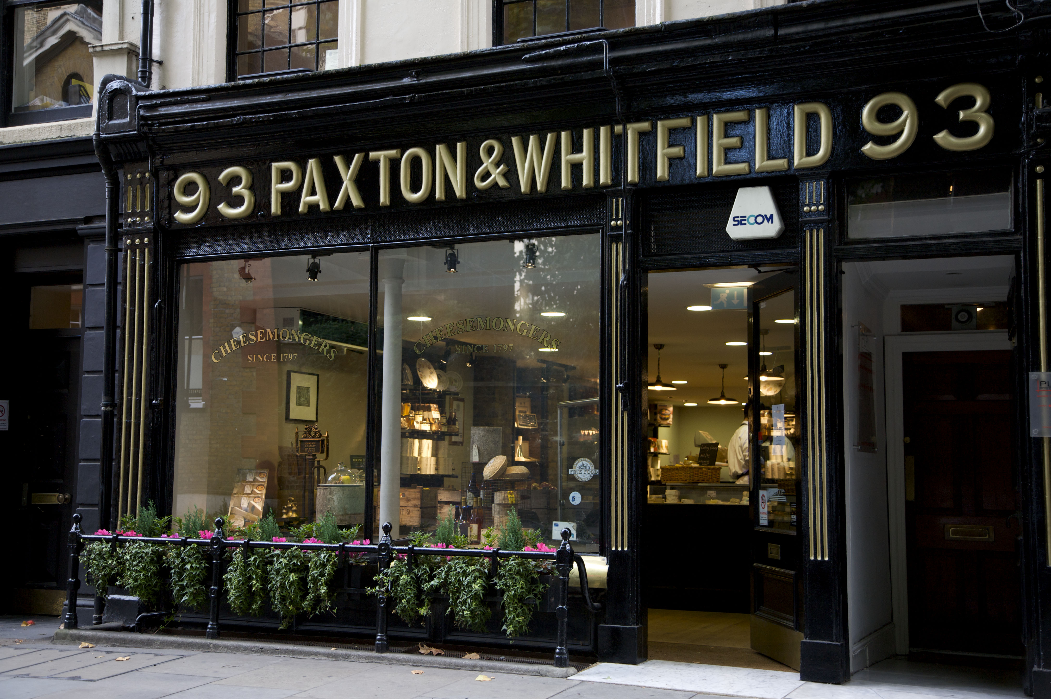 Paxton and Whitfield