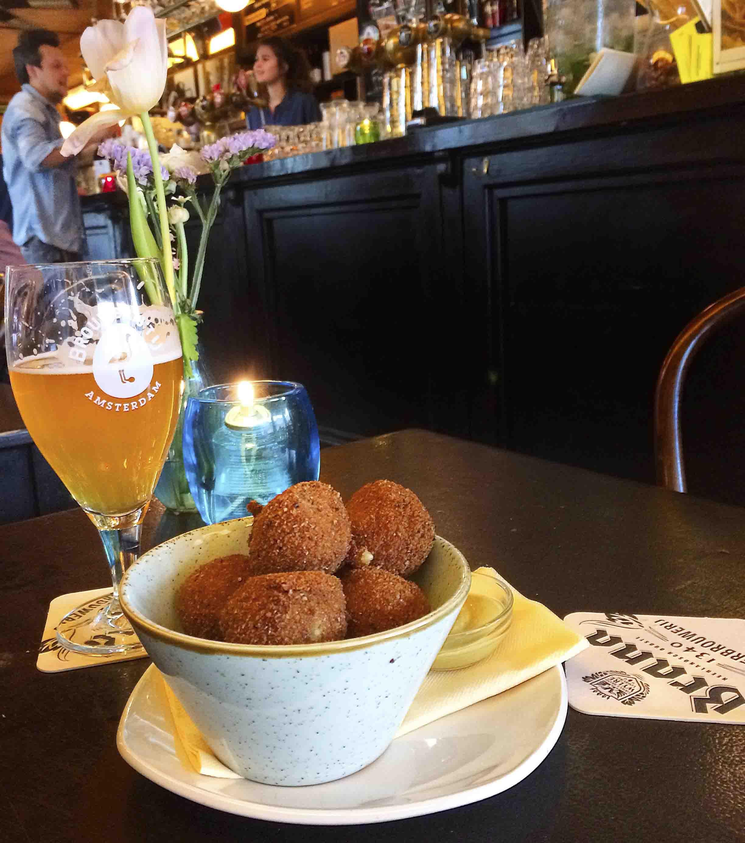 Utrecht Cafe Springhaver