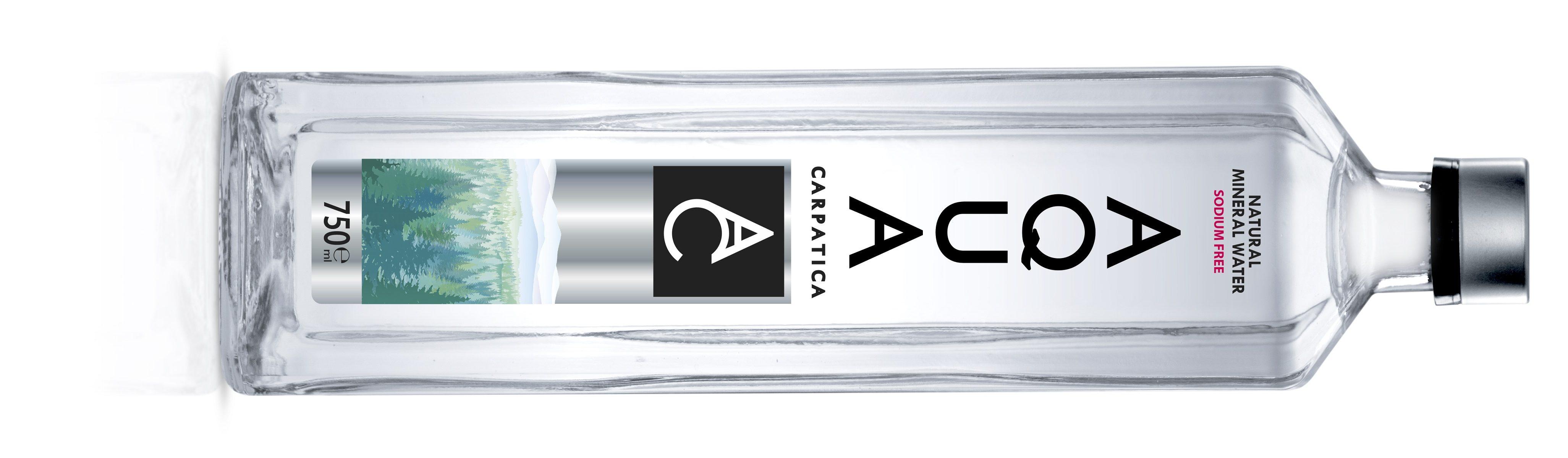 AQUA Carpatica Still Natural Mineral Water