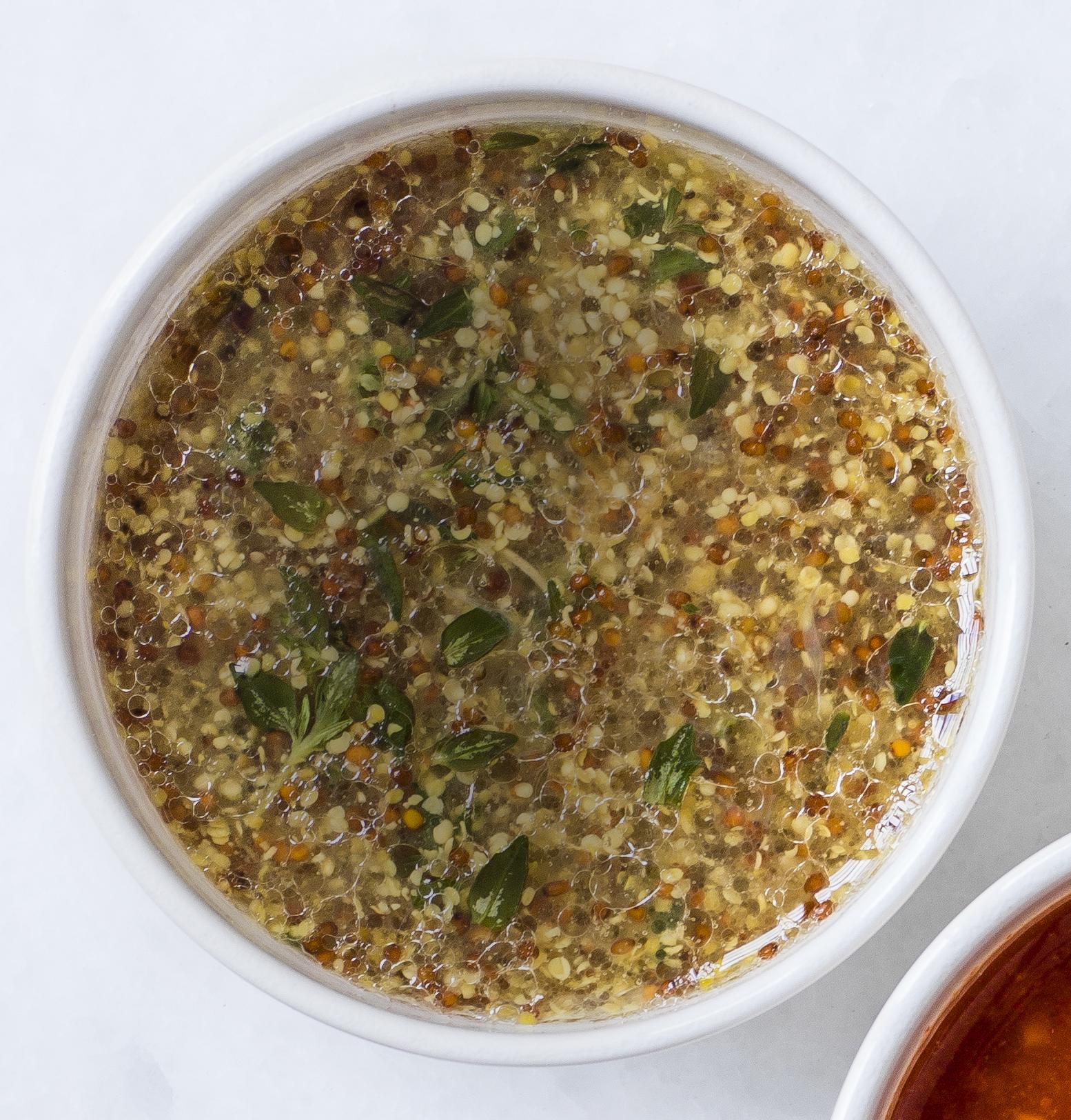 BBQ Marinades - Wholegrain mustard