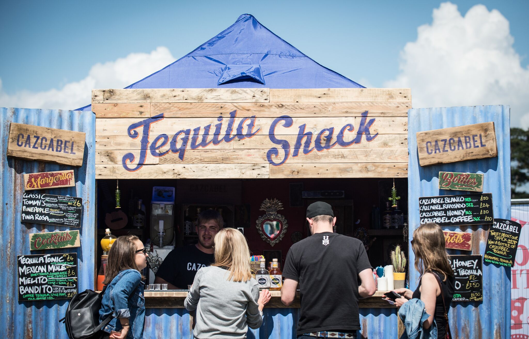 Tequila shack