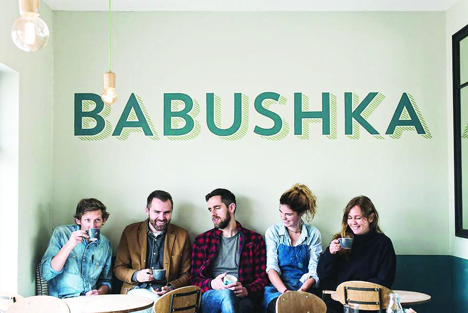 Babushka Coffee, Portrush Ireland