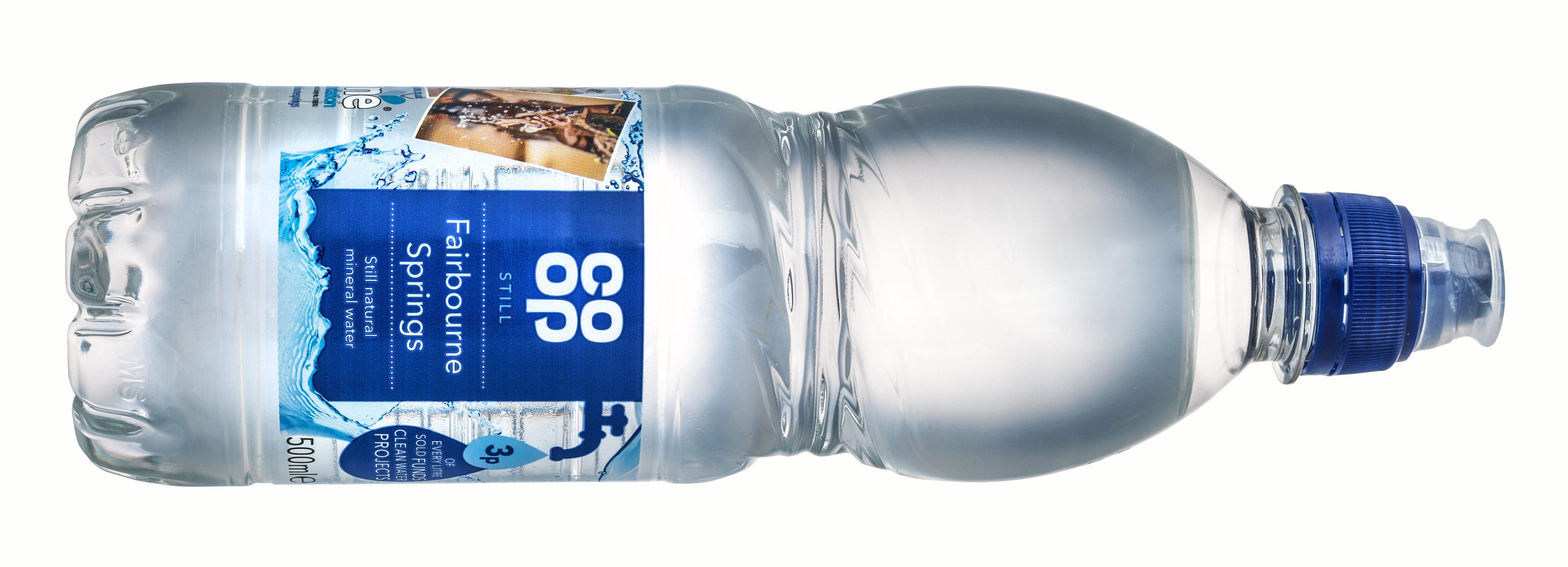 Co-op Fairbourne Springs Water