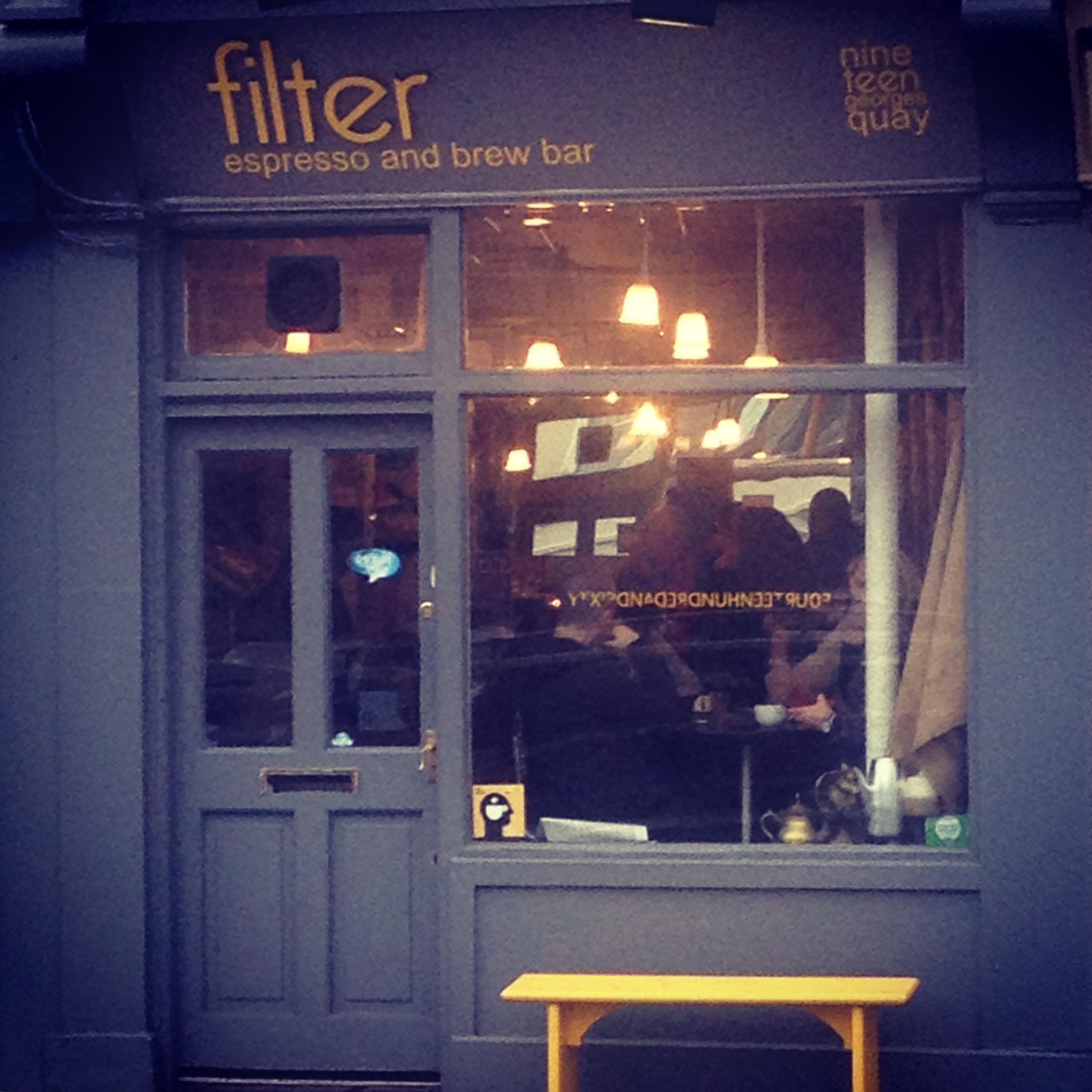 Filter Espresso and Brew Bar, Cork