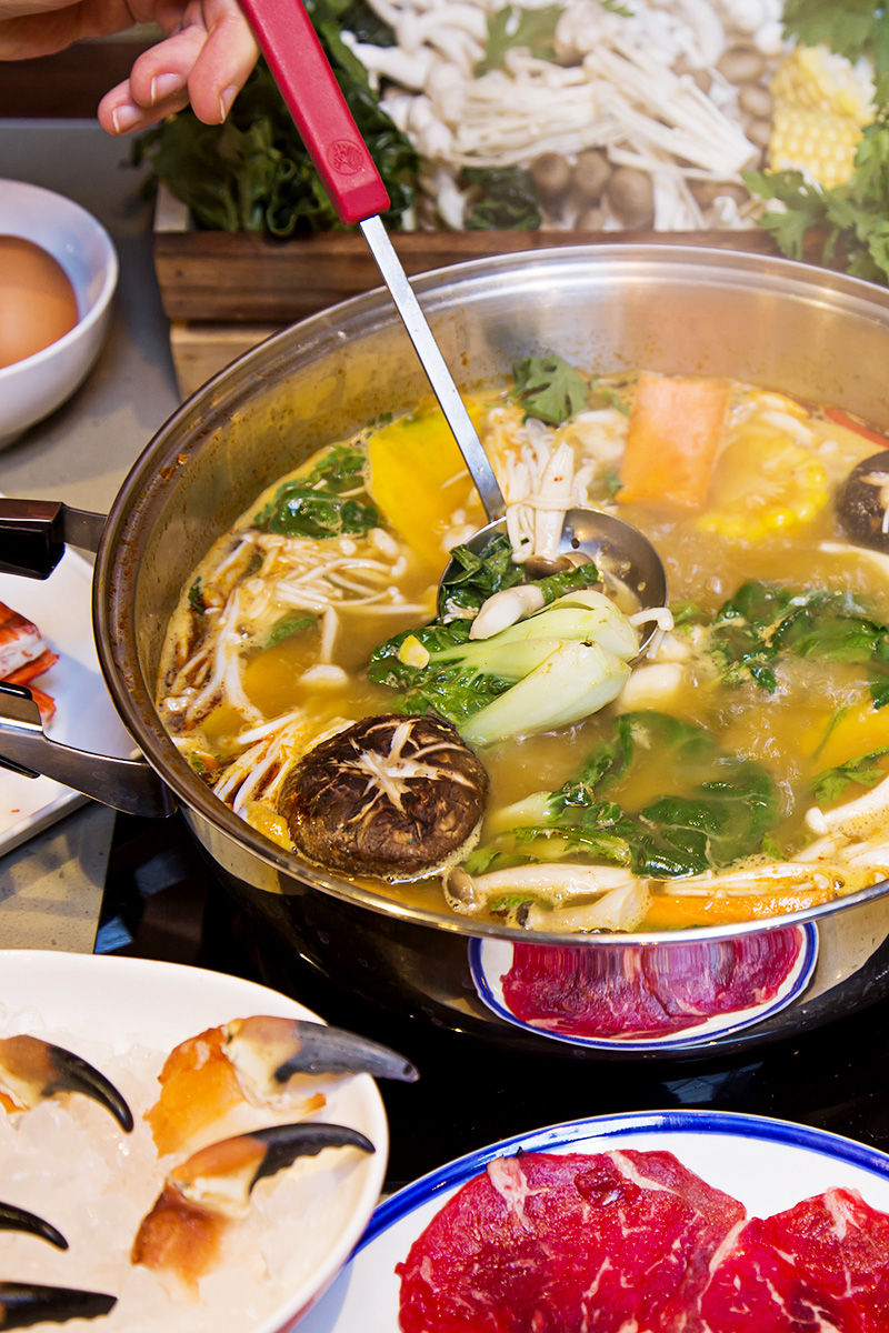 Hot Pot, London