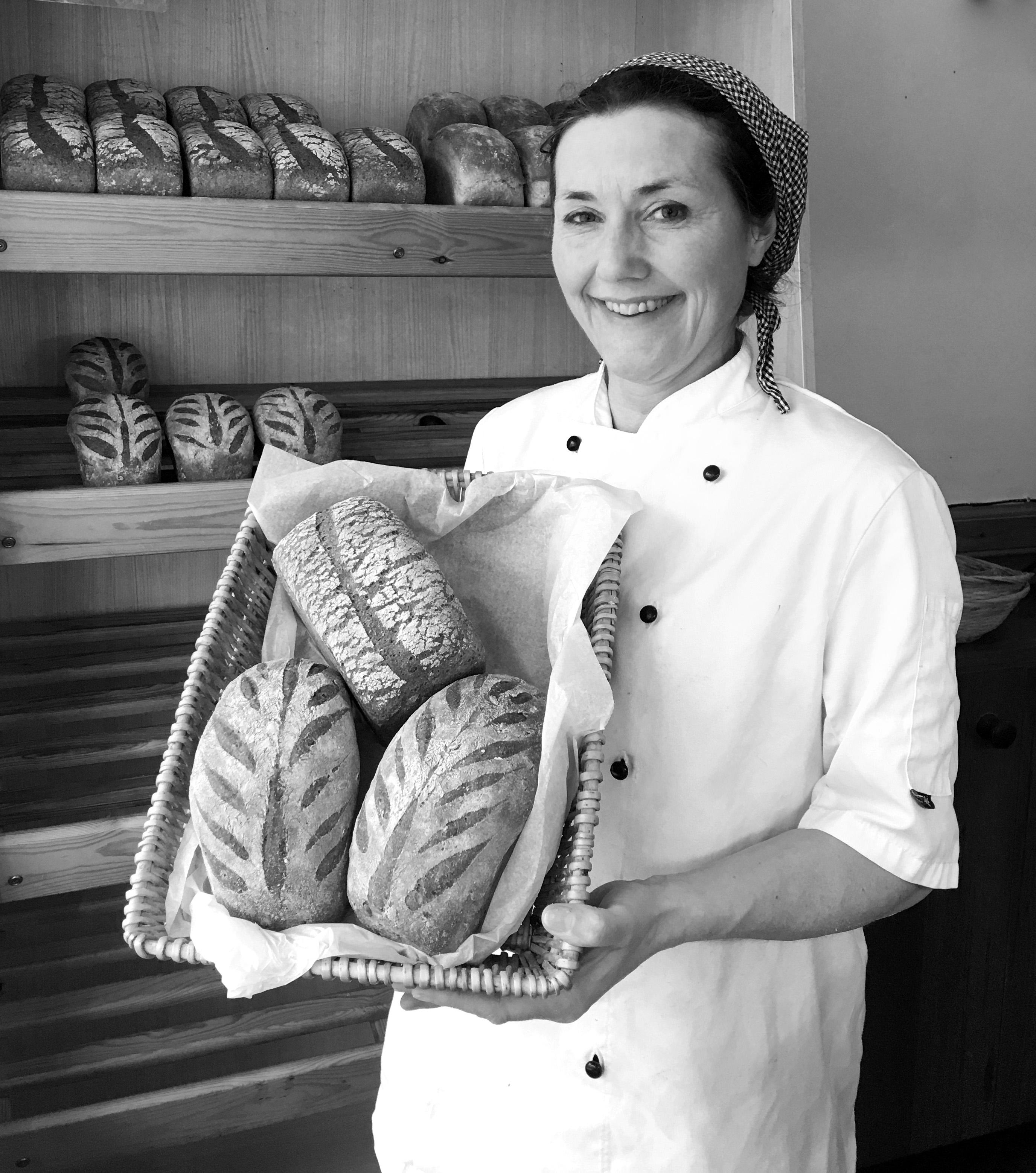 The Moody bakery, Sarah Sawyer, County Durham