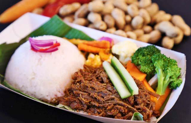 Camp Bestival – Makatcha Beef Rendang