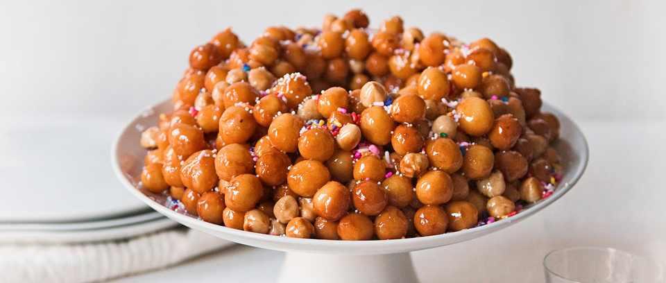 Italian Struffoli Recipe