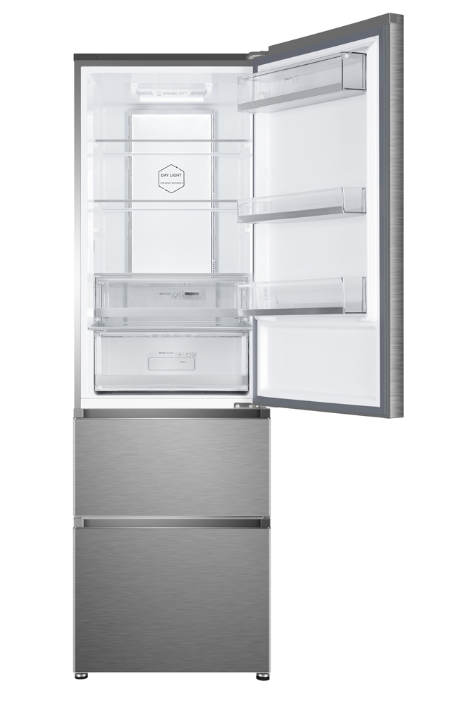 Win a Haier three-door combi fridge freezer