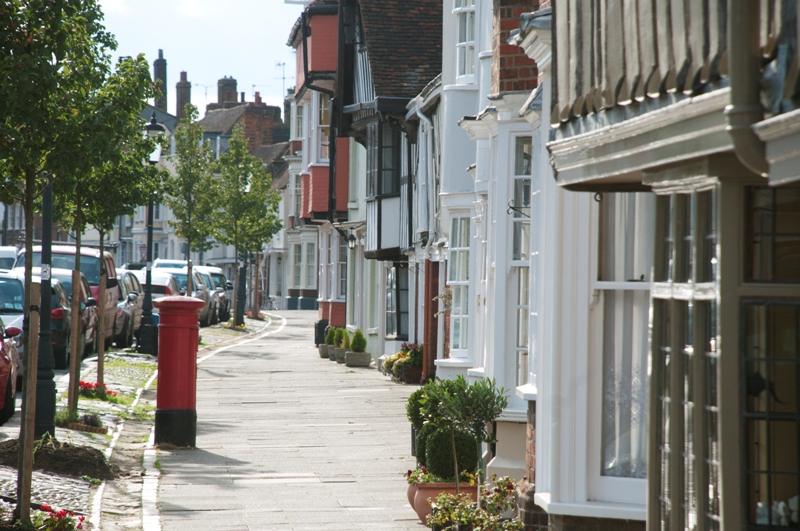 Faversham Abbey Street
