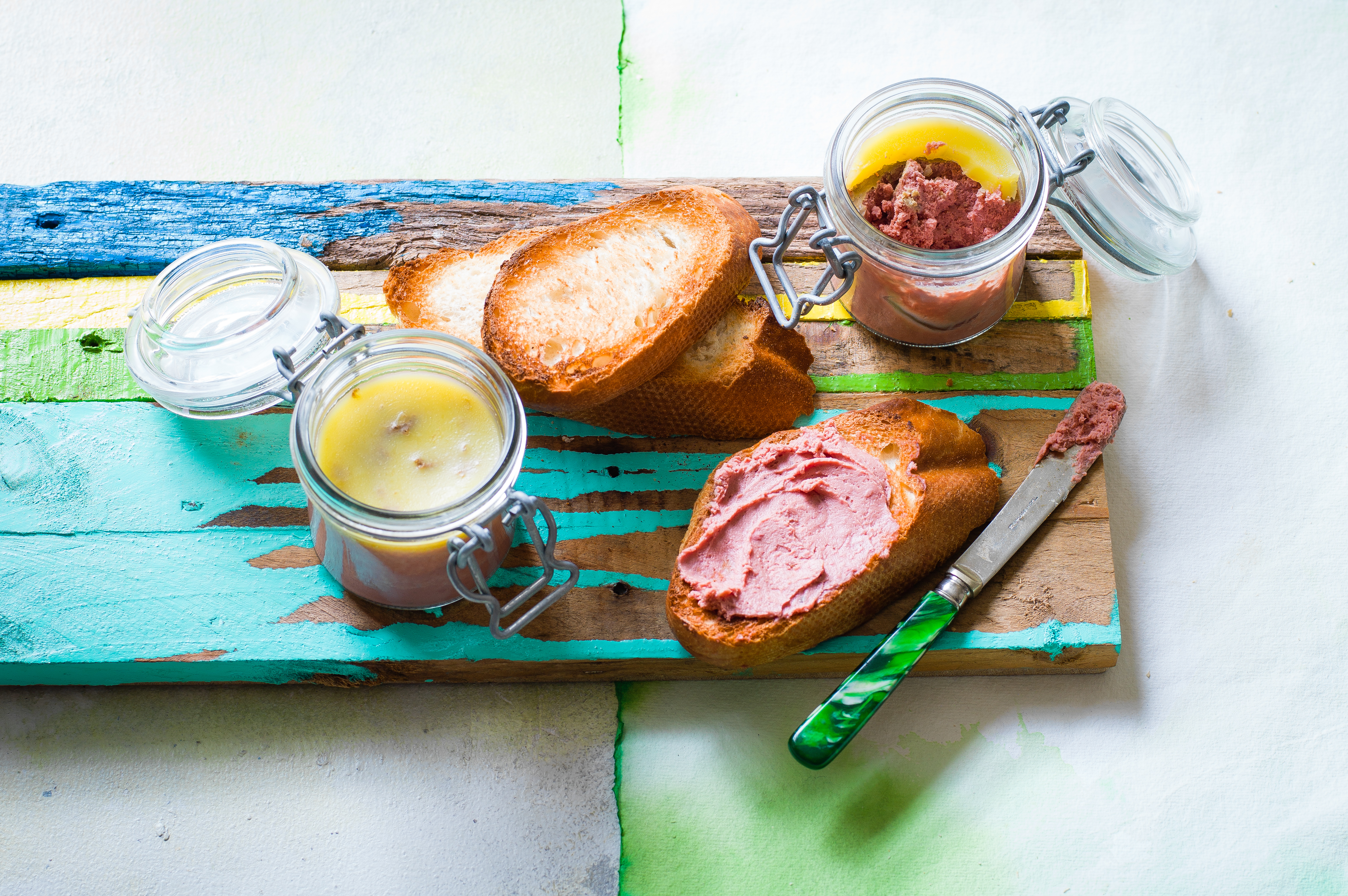 Best pate or terrine