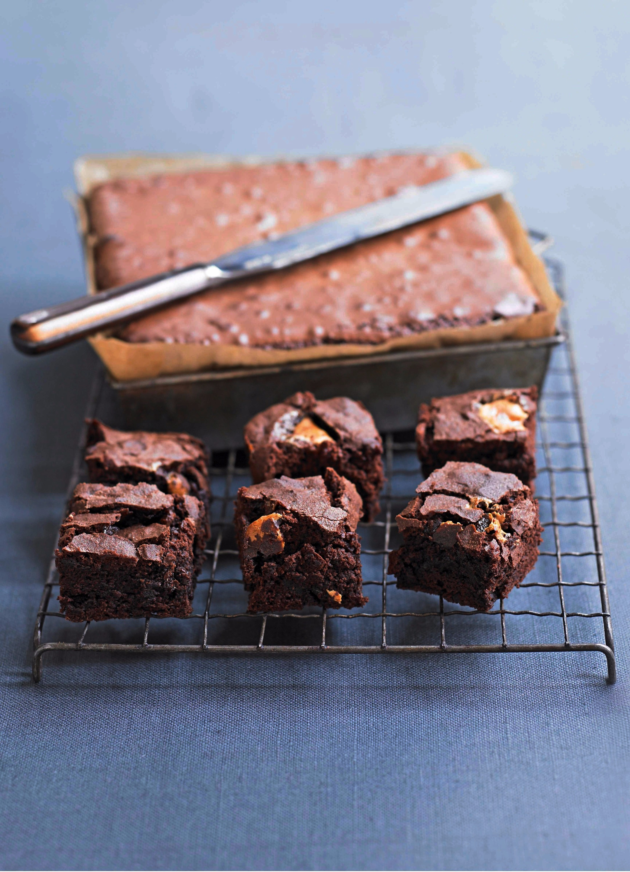 classic chocolate brownies recipe