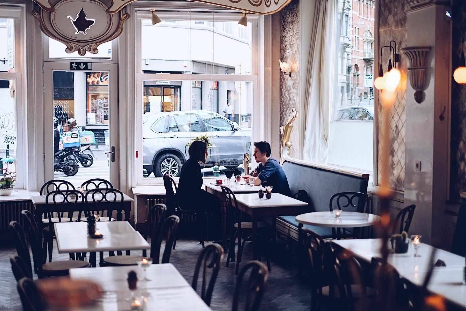 Humus & Hortense, Brussels