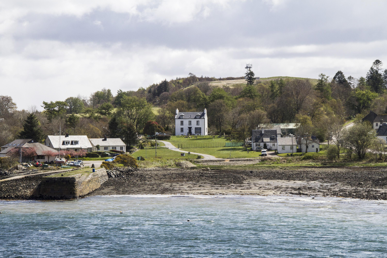 Pennygate lodge in Craignure