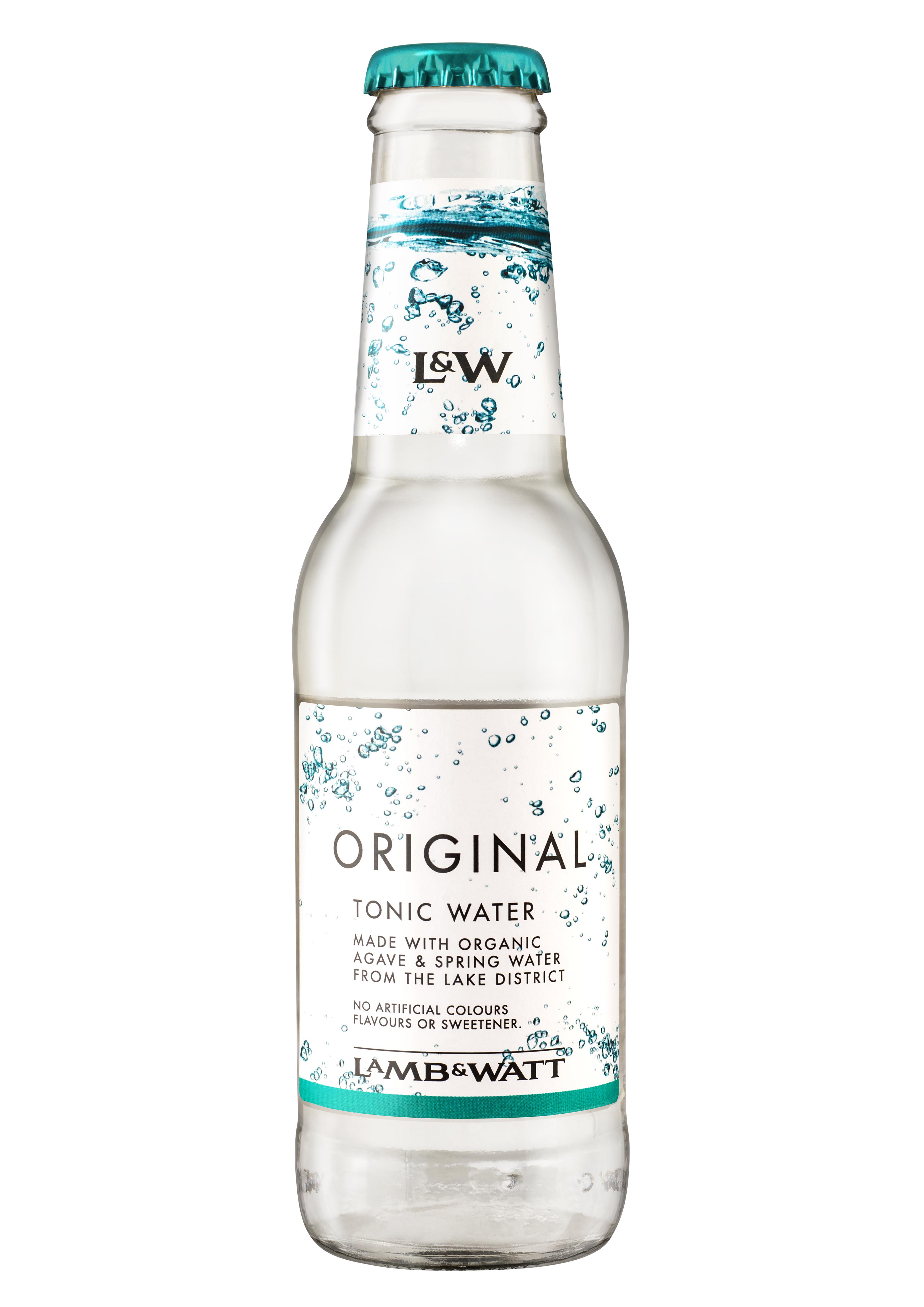 Lamb and watt tonic water