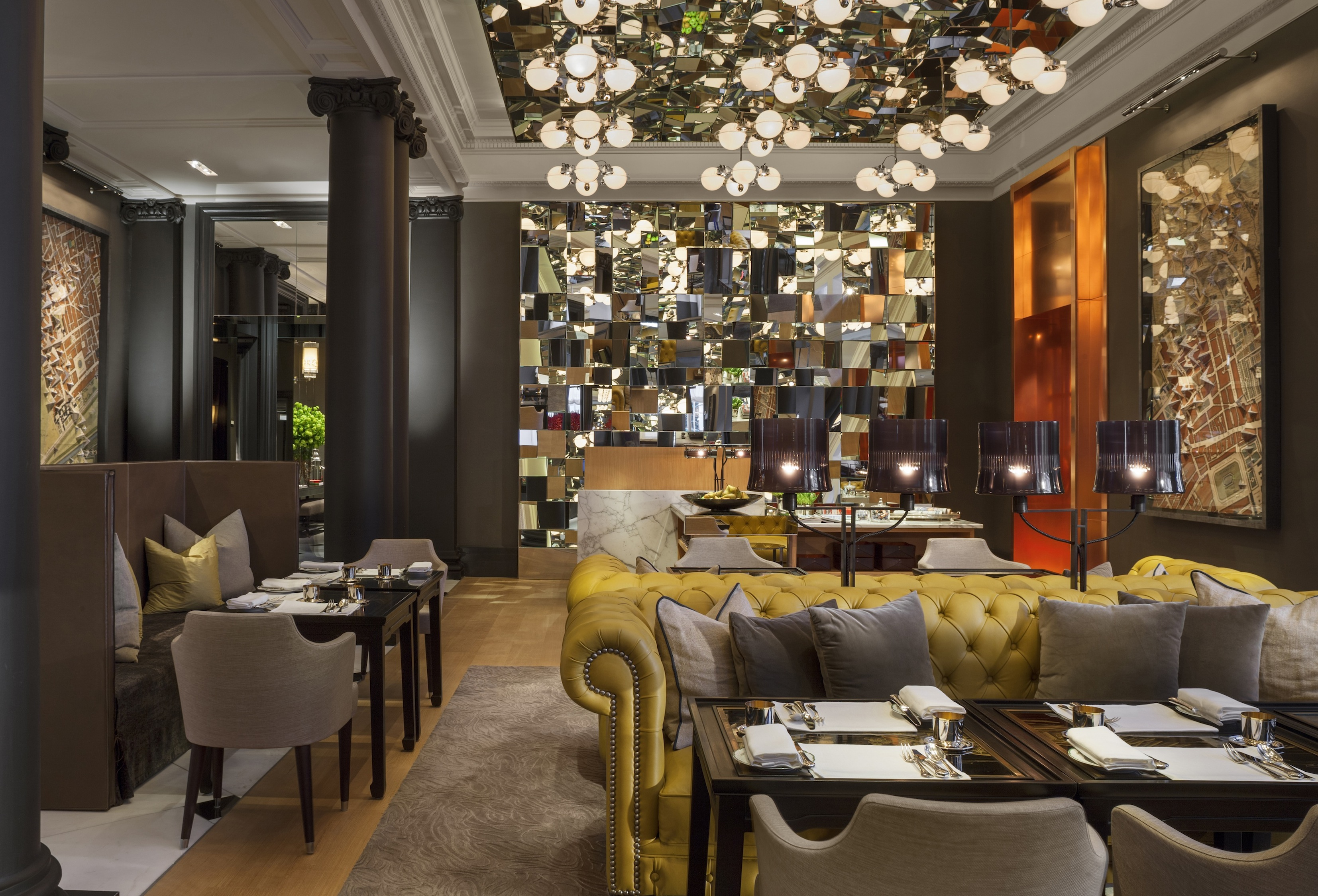 The Rosewood Hotel London Afternoon Tea Review Olive