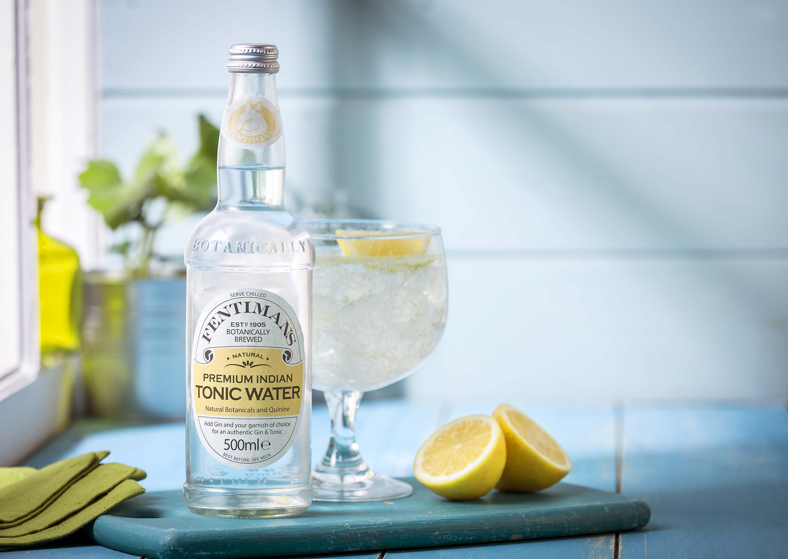 Best Tonic Water Taste Test For Gin Tonic Olive Magazine