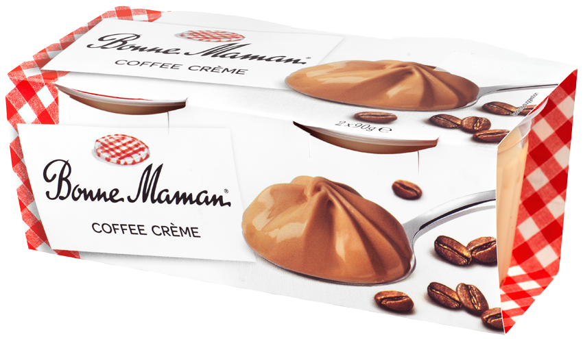 Bonne Mamman Coffee Creme Dessert