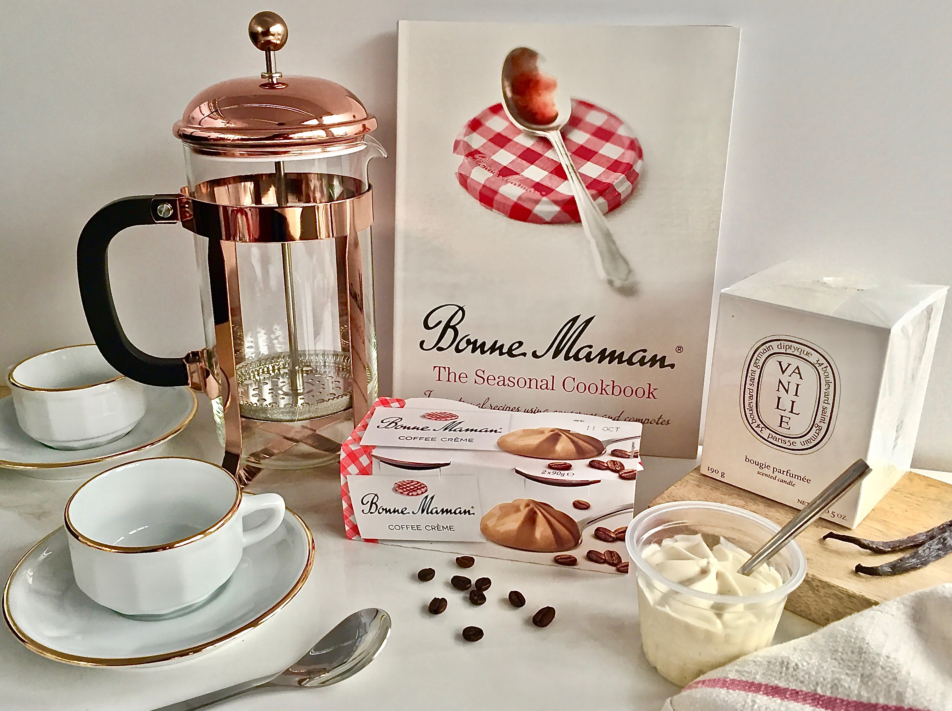 Win a Chic French Hamper with Bonne Maman