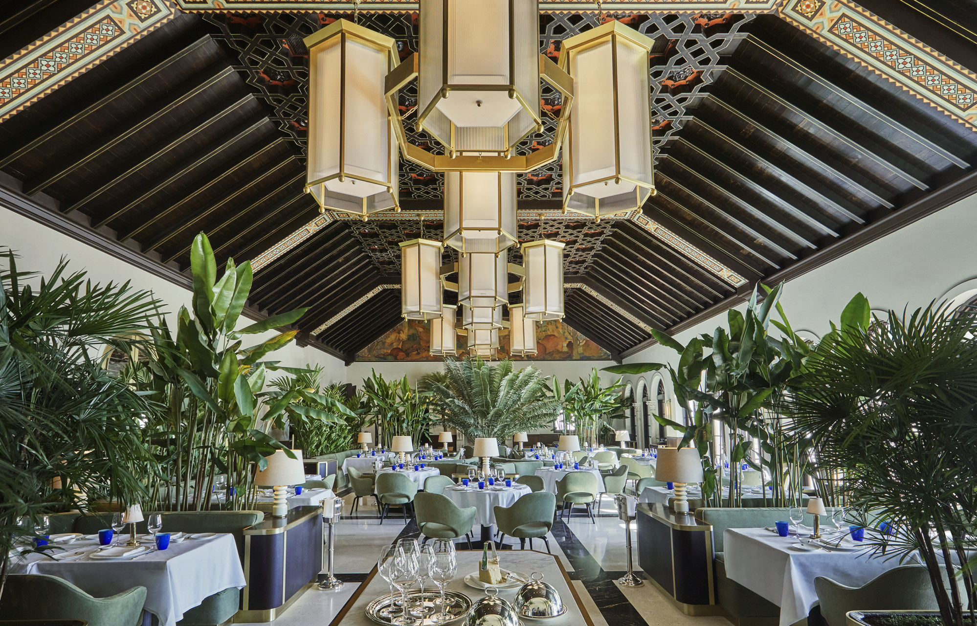 a resto in the resort - not the thomas keller one