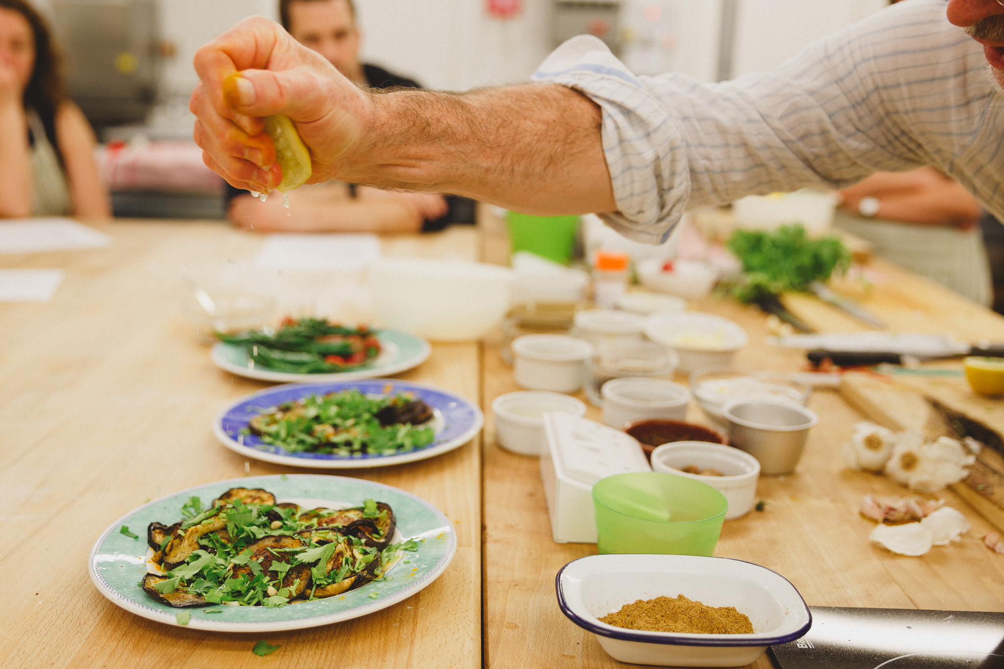Square Food Foundation, Bristol - curry masterclass