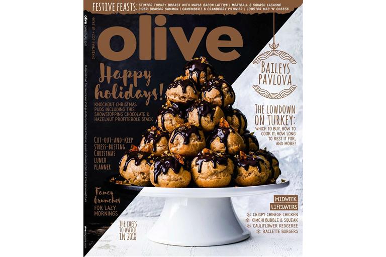Olive Christmas