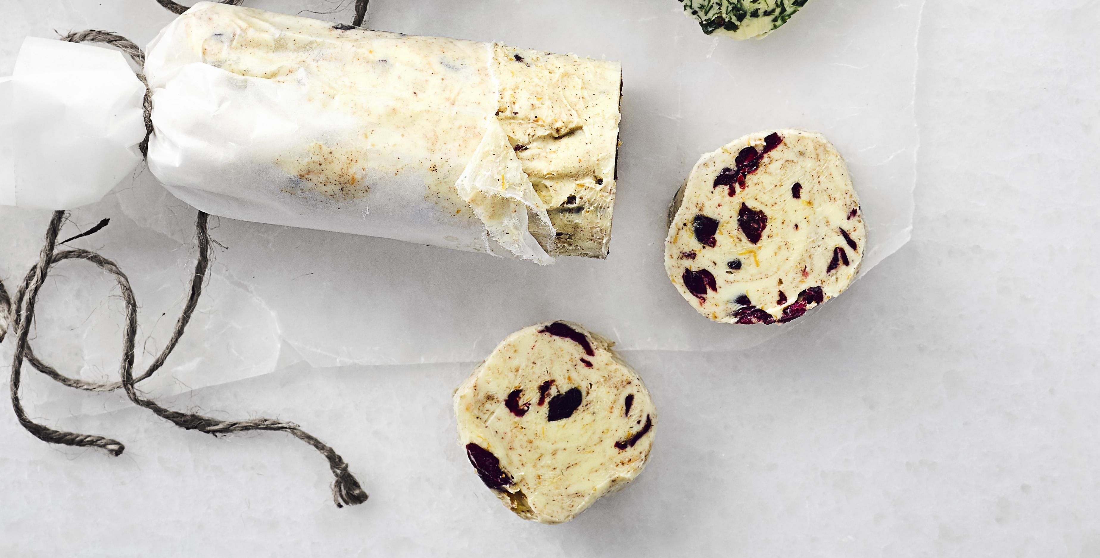 Christmas Butter Recipe