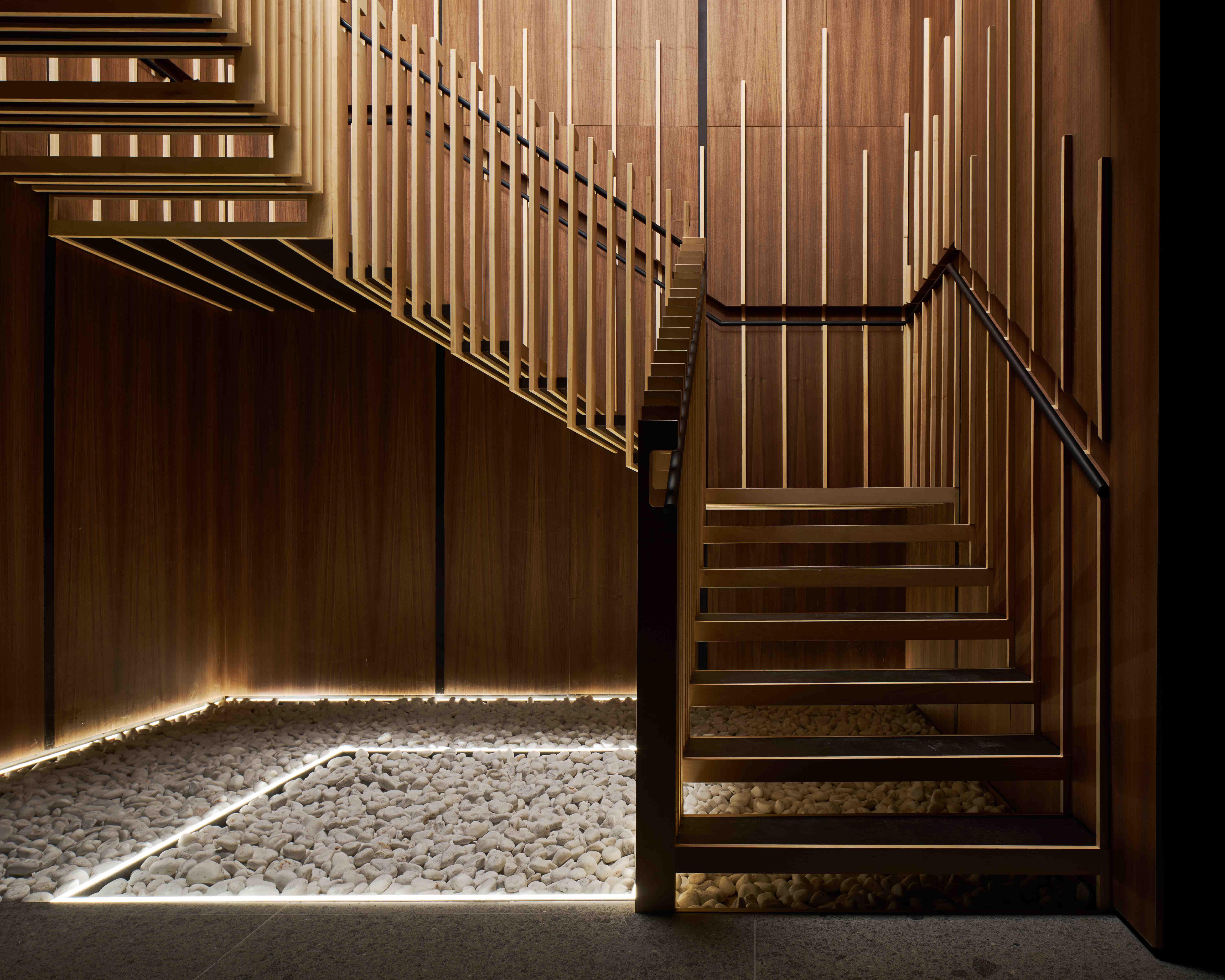 Yen Staircase Japanese Restaurant London