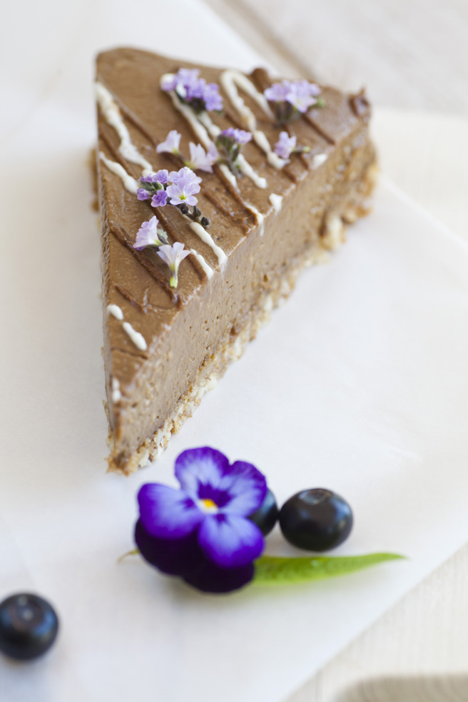 Gwinganna Lifestyle Retreat - Raw Cheesecake