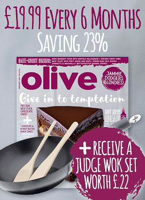 olive magazine subscription deal February