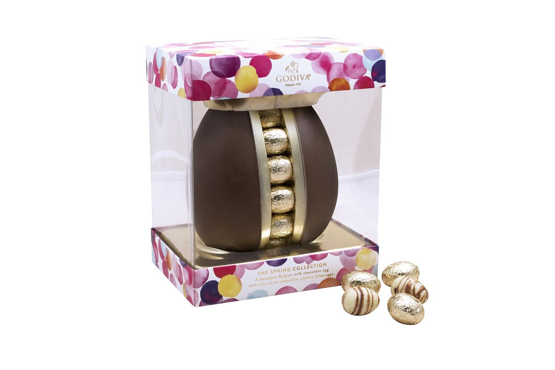 Godiva Belgian Chocolate Easter Egg