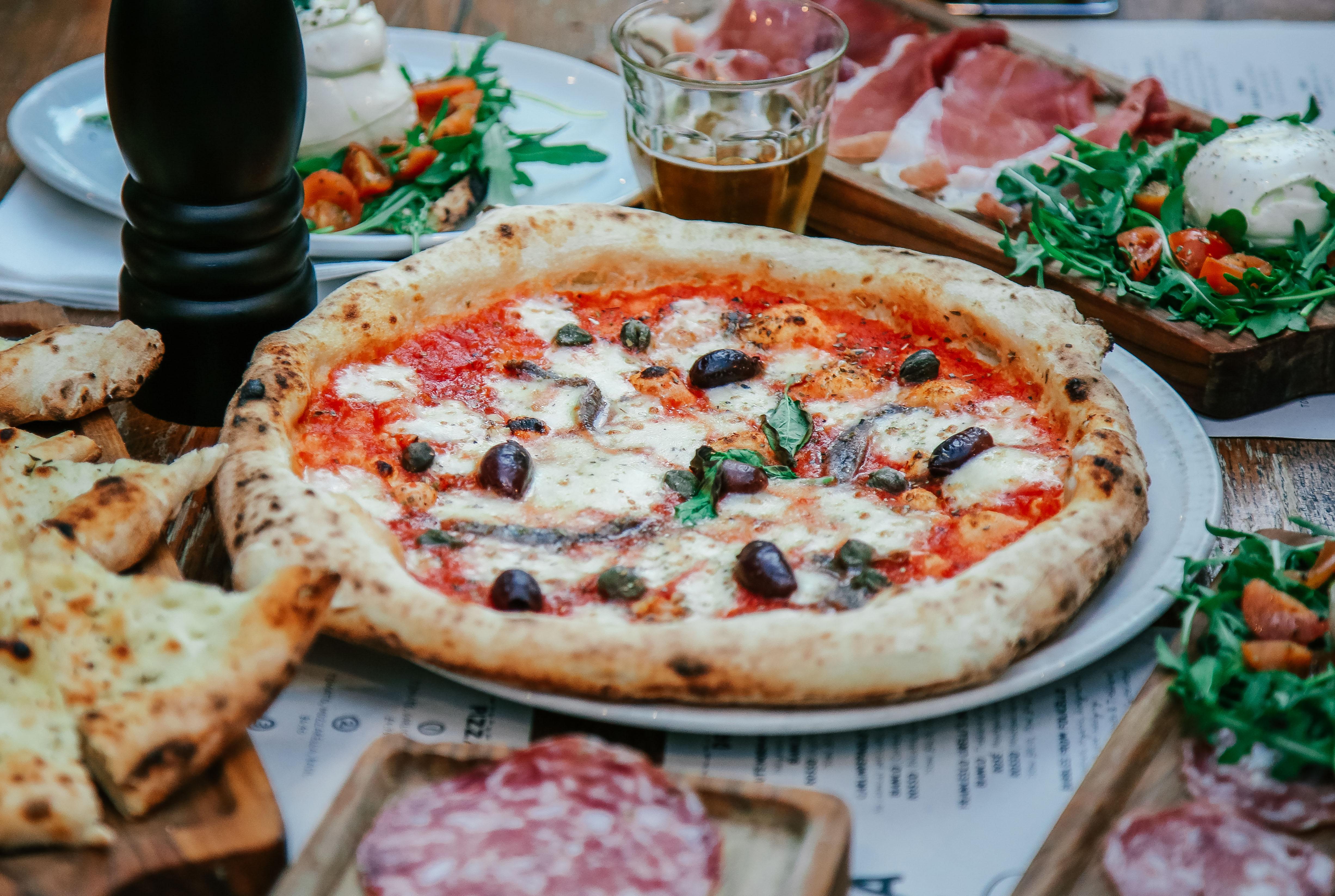 Franco Manca Pizza London
