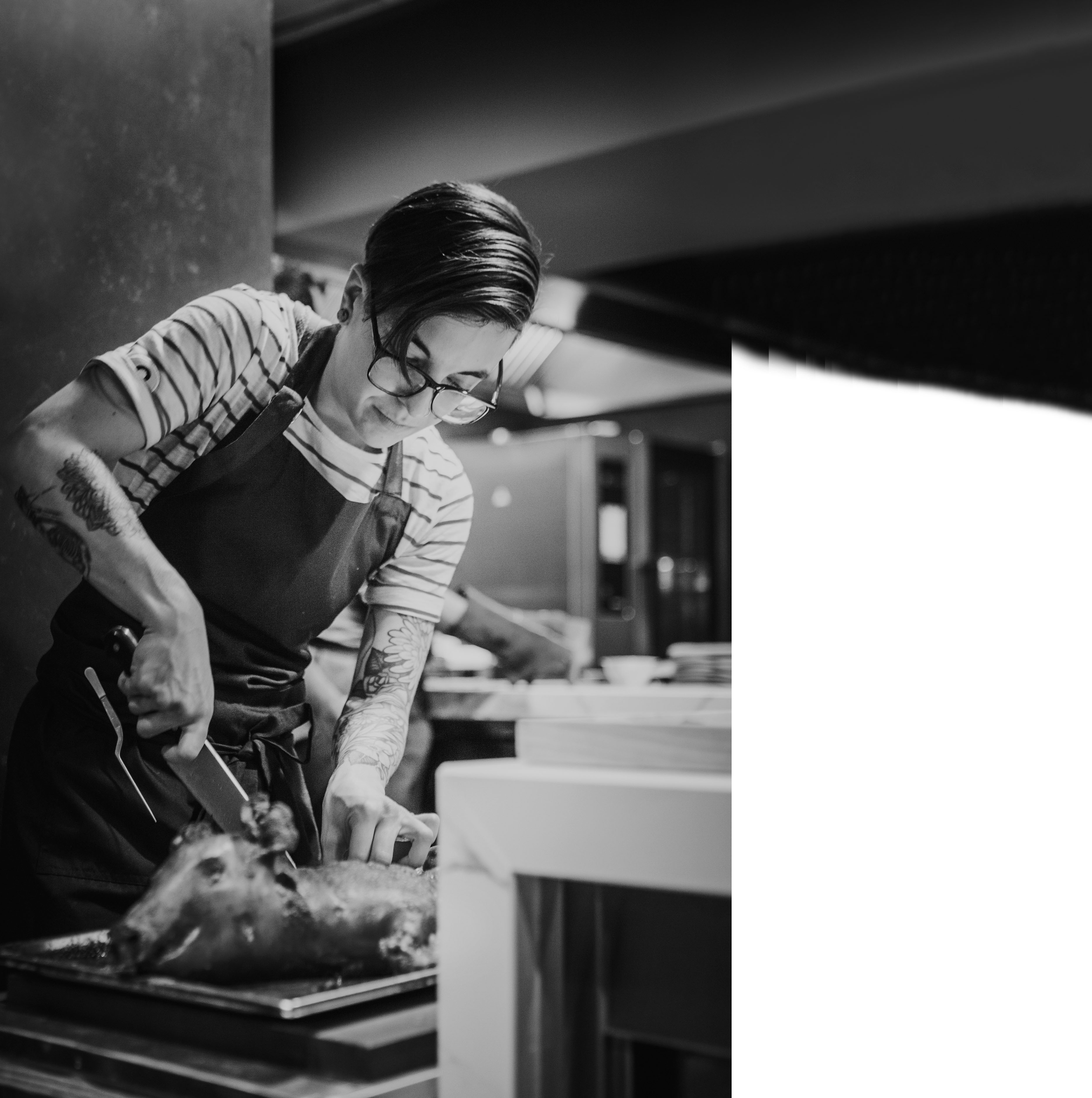 Jessica Lorigo ofMugaritz Restaurant, San Sebastián, Spain: Chef Interview