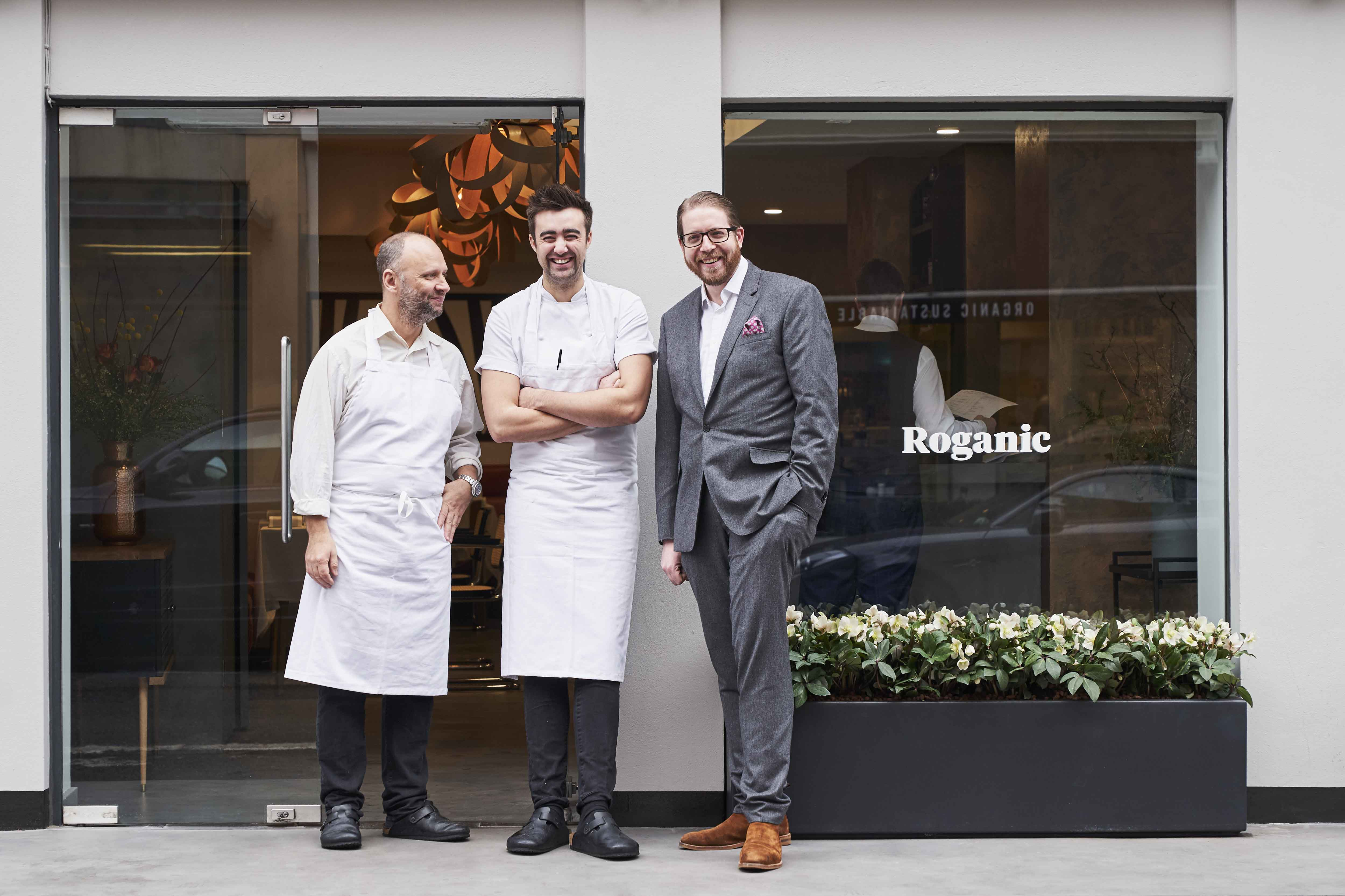 Roganic Simon Rogan James Olli