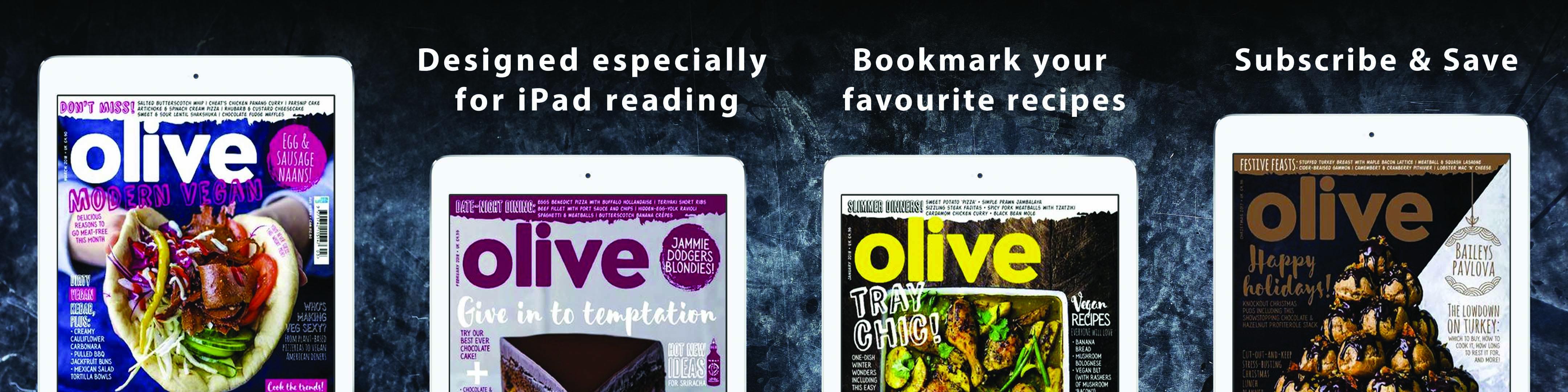 olive magazine app buy