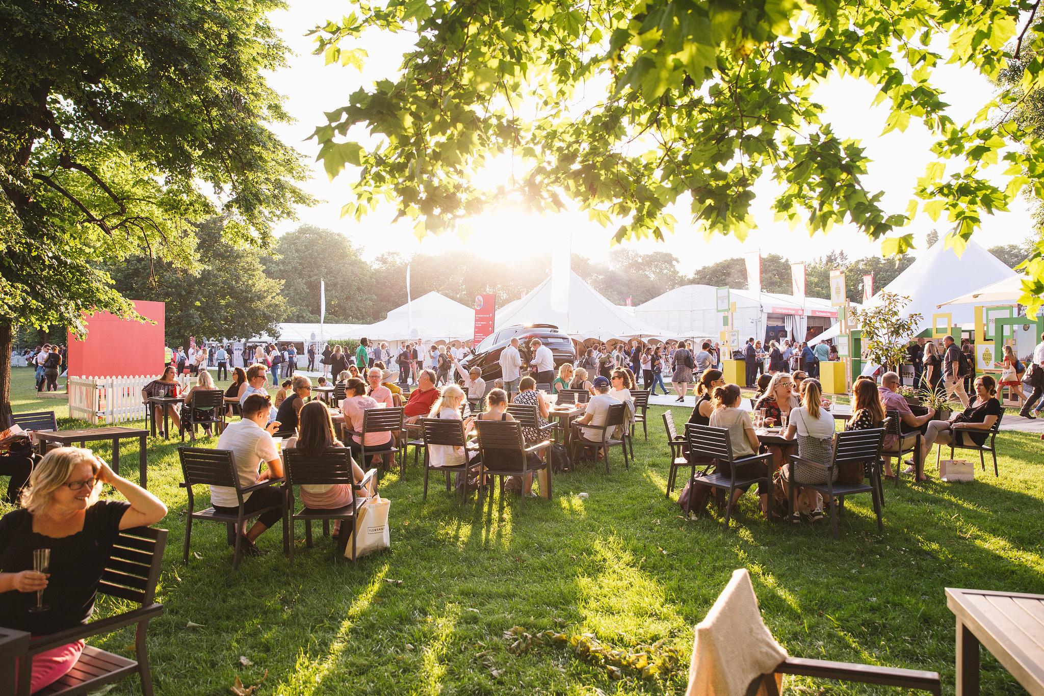 Taste of London summer festival