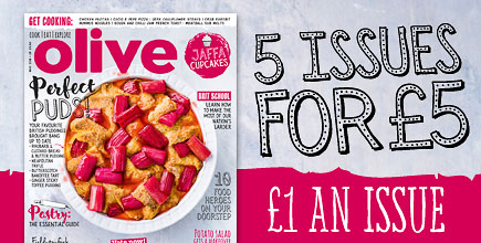 olive June issue subscription deal