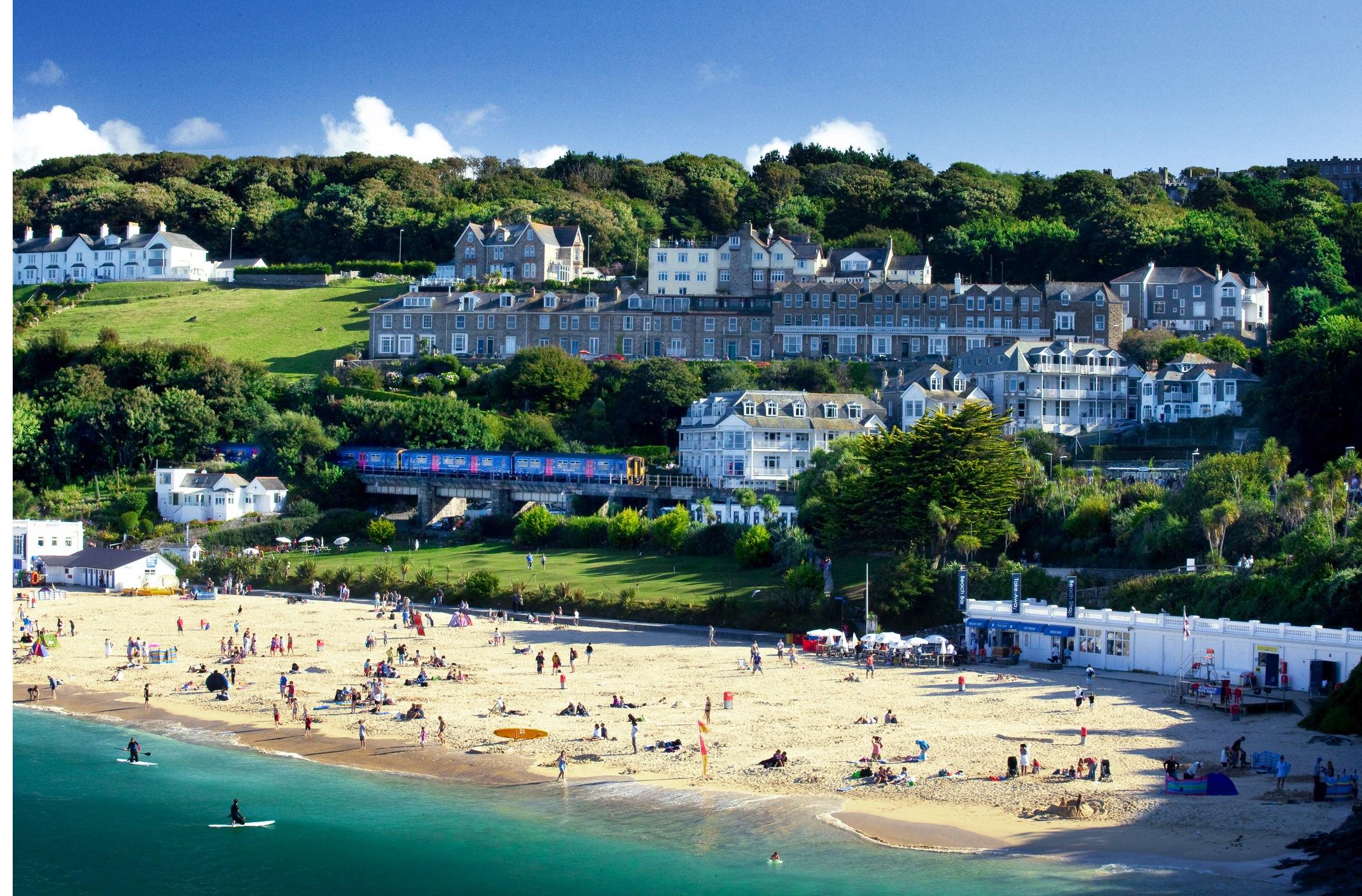 Britain's best family friendly beaches